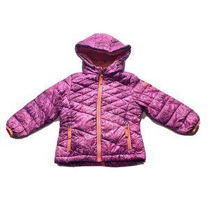 Snozu Toddler Girl's Puffer Jacket Coat Size 2T